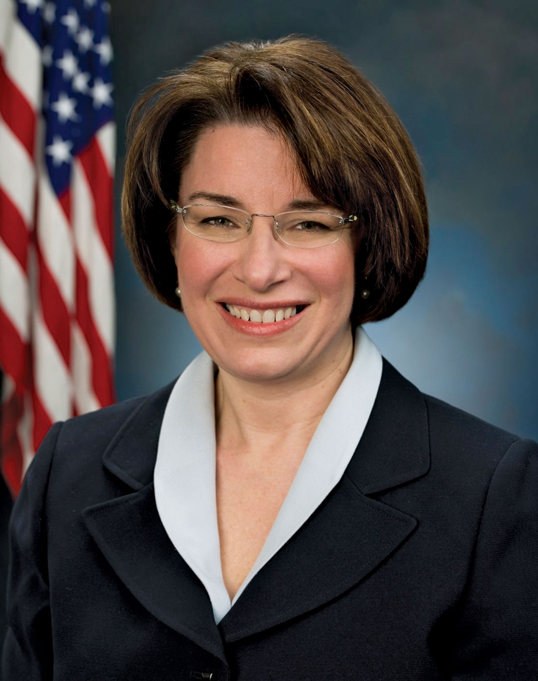 Amy Klobuchar is first woman elected U.S. Senator from Minnesota placeholder image.