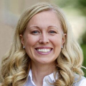 Heather Edelson's headshot.'
