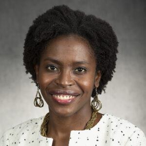 Esther Agbaje's headshot.'